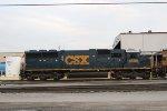 CSX 8586