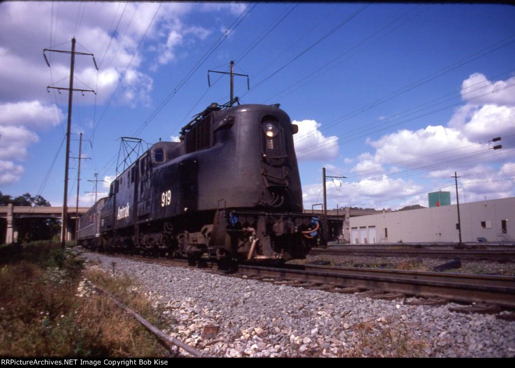 Amtrak GG1 919