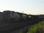 BNSF 8215 WEST