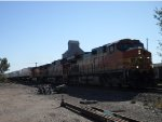 BNSF 5355 WEST