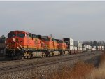 BNSF 7640 WEST