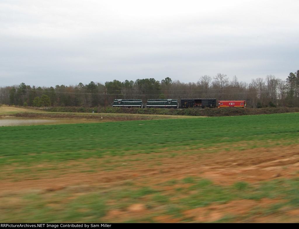 GRLW Santa Express