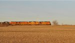 BNSF 4890