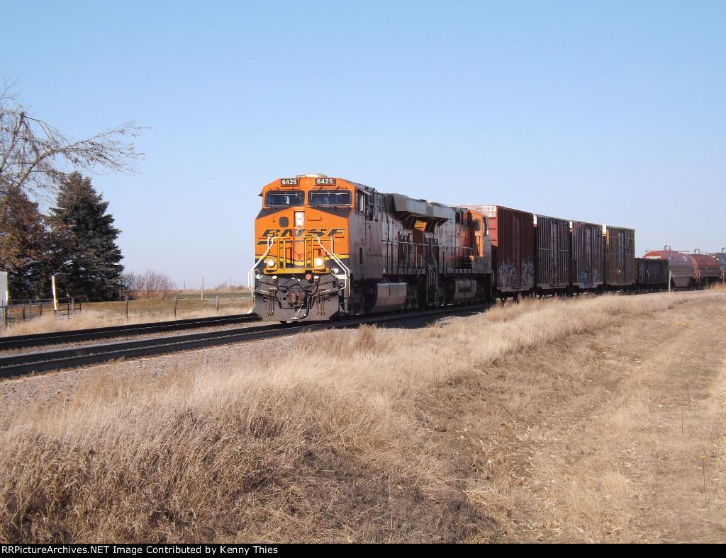 BNSF 6425