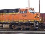 BNSF ES44DC 7354