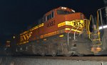 BNSF C44-9W 4082 trails on 17G