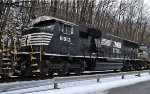 NS SD60E 6913 on 20W
