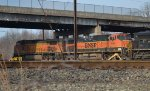 BNSF C44-9Ws 1064 and 4082