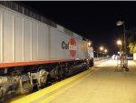 Caltrain 908 platform
