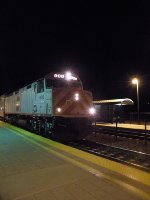 Caltrain 908