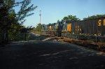 CSX 3079 & 901