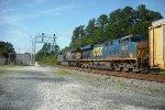 CSX 807 & 5272