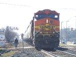 BNSF C44-9W 4336