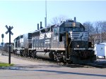 NS 3018 713 Mother-Slug Train AB68