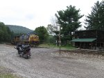 More Motorcycle Railfan Camping 2013