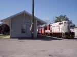 Buckingham Branch Railroad Depot