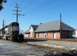 NS Virginia Division Yard Office