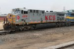 KCS in Dubuque