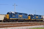 CSX 2752 and 2760
