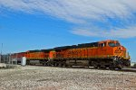 BNSF 6342 Leads a oil can Sb.