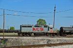 KCS 2826 Runs long hood forward.