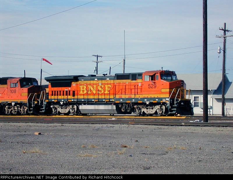 BNSF 529