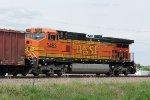 BNSF 5463