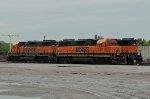BNSF 2124