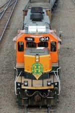 BNSF 1804