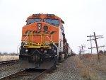 BNSF ES44DC 7542