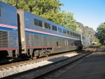 Superliner in Capitol Limited