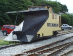 Snowplow at Honesdale, PA