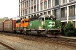 BNSF 7000 & 6786