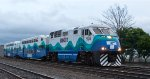 Sounder trainset