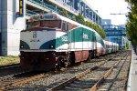 Amtrak Cascade trainset