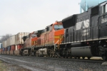 Two BNSF Engines!