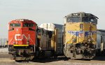 CN 8023 and UP 7648