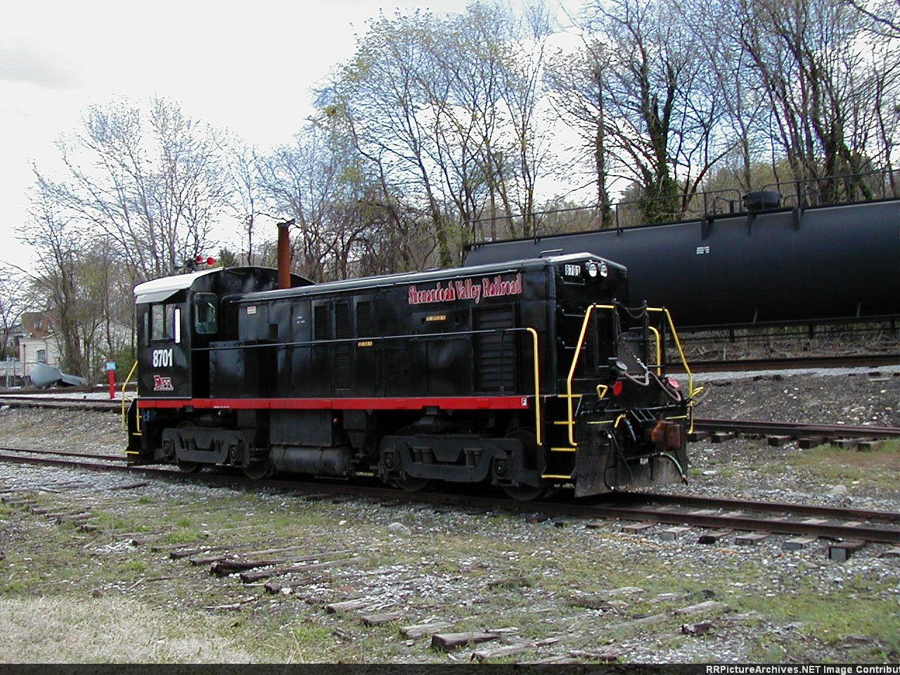 SVRR 8701