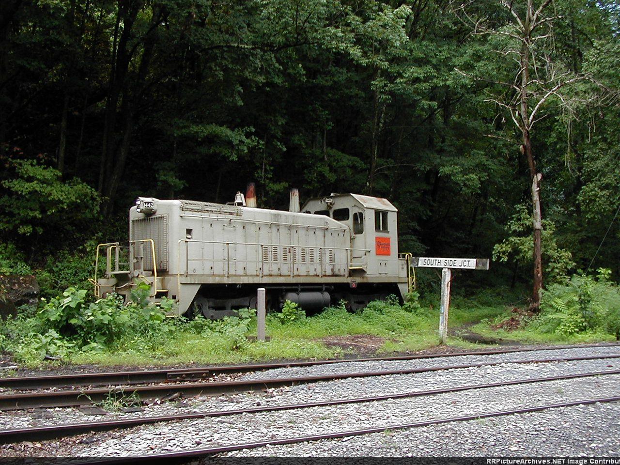 West Virginia Southern Railway 1442