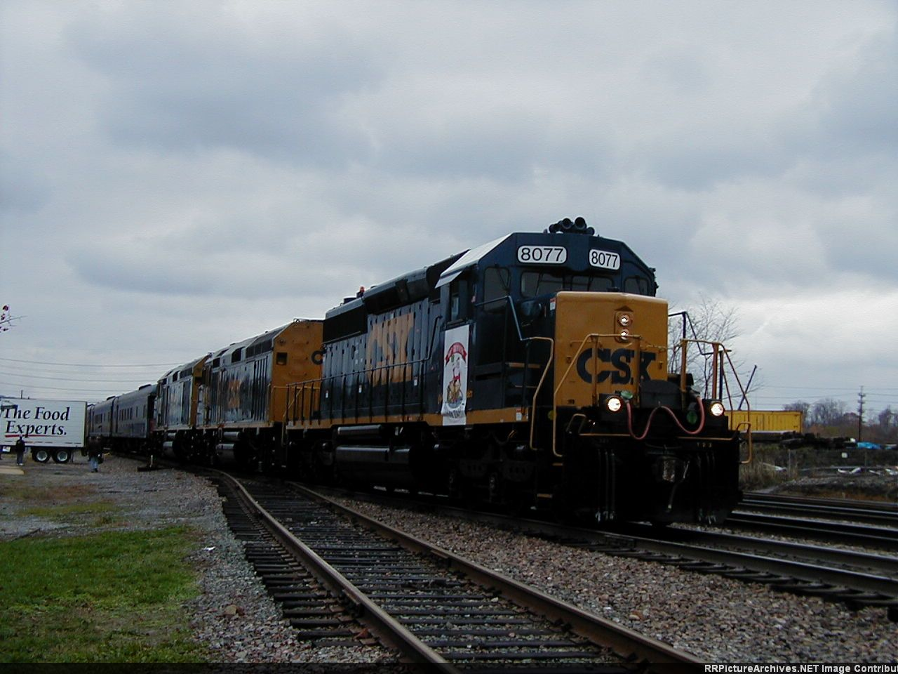 60th Anniversary Santa Train