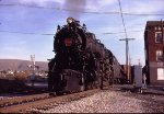 PRR 1361 arriving in Altoona