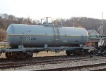 NW 590208, MoW water tank at Charleston, WV