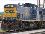CSX 1170 at South Charleston, WV