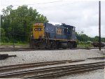 CSX 1208 at South Charleston, WV