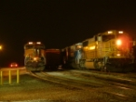 NS 19K & NS 171 make crew changes @ Peru