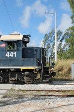 FEC GP40-3 #441