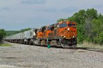 BNSF 7894 Leads ex Santa Fe train 199 Westbound!