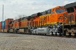 BNSF 7111 First photo OF this brand new Beast!!!!