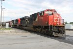 CN 8804 and CN 2196 - Canadian National