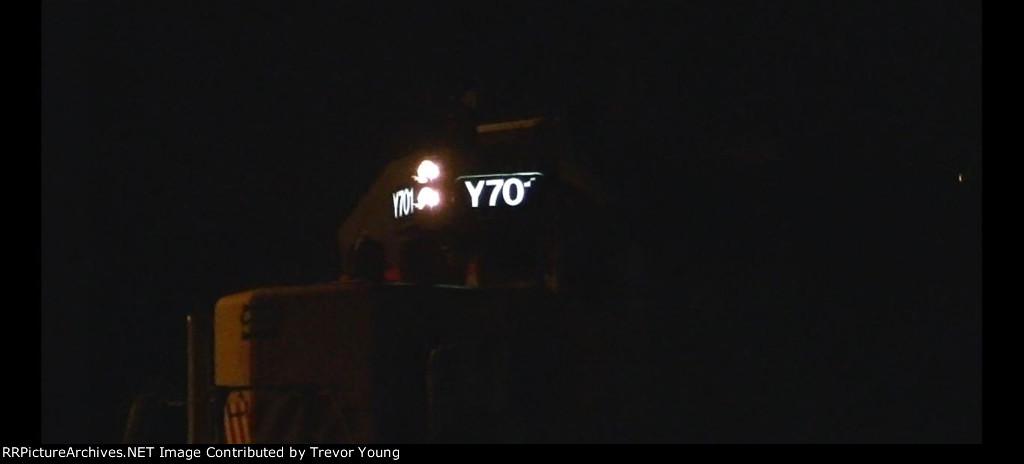 UPY 701, Belvidere, IL 9.29.2014